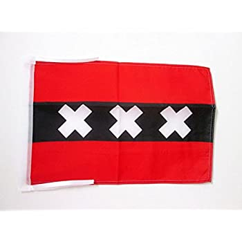 FLAGGE NORDKOREA 45x30cm freiner polyester NORDKOREANISCHE FAHNE  30 x 45 cm