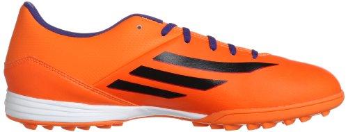 ADIDAS F10 TRX TF Scarpa da Calcio Uomo Orange Black Violet