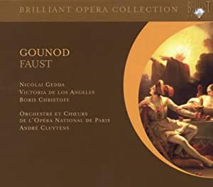 Brilliant Opera Collection: Gounod - Faust