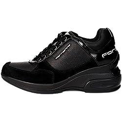 Fornarina PEFDY7615WJA0000 Sneakers Donna NERO 40
