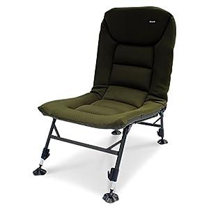 Koala Airmesh Neoprene Alloy Big Boy Carp Fishing Camping Chair from KOALA PRODUCTS