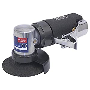 Sealey SA153 Ø58mm Air Mini Angle Grinder