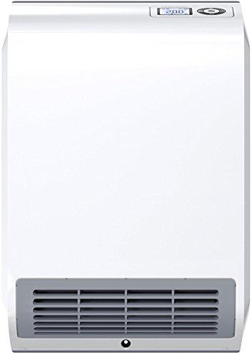 STIEBEL ELTRON elektronisch geregelter Schnellheizer CK 20 Trend, 2 kW, LC-Display, Wochentimer, Offene-Fenster-Erkennung, 236653