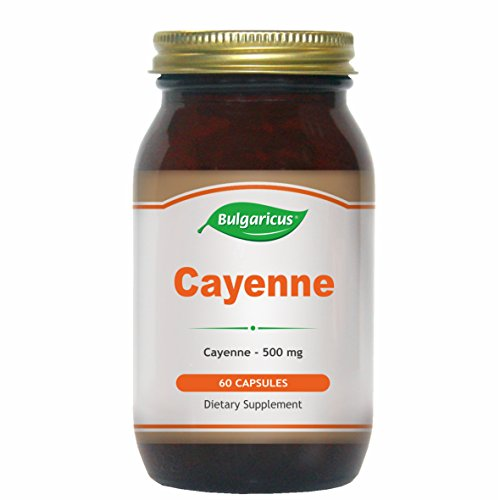 BULGARICUS-Cayenne-pepper-500-60-capsule