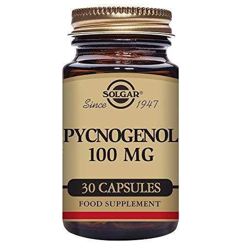 Solgar Pycnogenol Vegetable capsules of 100 mg - 30 container