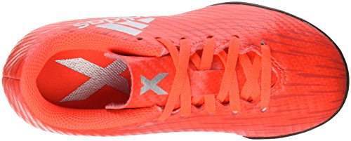 adidas Jungen X 16.4 Tf J Fußballschuhe Rojo (Rojsol / Plamet / Roalre)