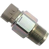 Sinocmp Fuel Rail Capteur de pression Nd499000–4441pour Komatsu Crawler Dozer pièces, 3mois de garantie