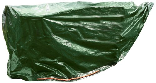 Bio Green RX90-TO Bâche de Protection pour Table Rond/Ovale Vert 2,4 x 1,8 x 0,9 m