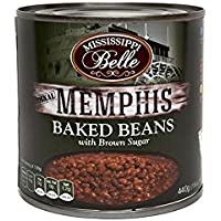 Mississippi Belle Baked beans with brown sugar 425g