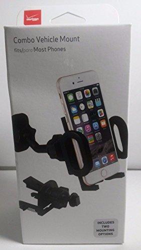 Verizon Combo Fahrzeug Halterung für iPhone, Galaxy, und die Meisten Anderen Handys - Iphone Handy Verizon