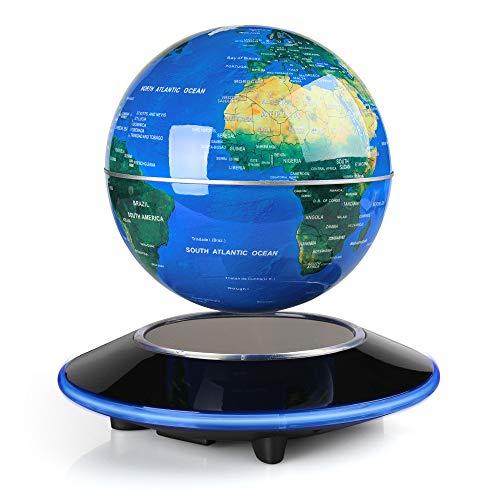 EASY EAGLE 6 Pouces Globe Teresstre Magnétique Lévitation...