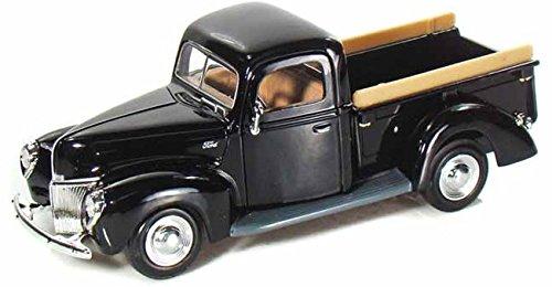 Motor Max MM73234BK - 1940 Ford Pickup, Fahrzeug, schwarz (1940 Pick)