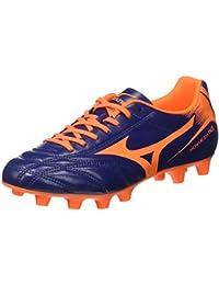 TG. 42.5 EU Nike Hypervenom Phantom 3 Club FG Scarpe da Calcio Uomo Grigio