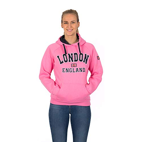 London Souvenirs Hoodies for Womens Sweatshirts Ladies England Union Jack Tops Hoodies Super Quality