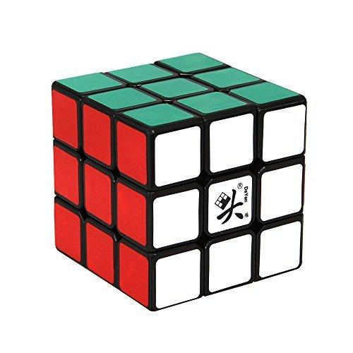 Hometalks®dayan Zhanchi Mágico Cubo 3x3x3 57mm Mágico Cubo velocidad Cubo para regalo de los niños --- fondo