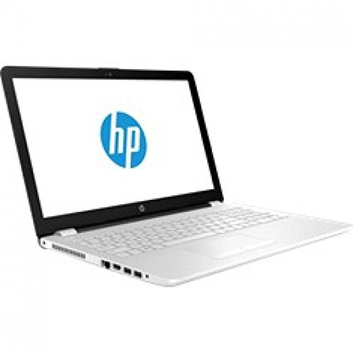 "HP 15-BS029NS - Ordenador portátil de 15.6"" (Intel Celeron N3060, 4 GB de RAM, 500 GB de disco duro, Windows 10 Home) blanco - teclado QWERTY español"