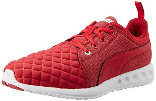 c177920879208a Puma 18818903 Women S Carson Runner Quilt Wn S Lipstick Red And Black Mesh  Running Shoes 4 Uk- Price in India