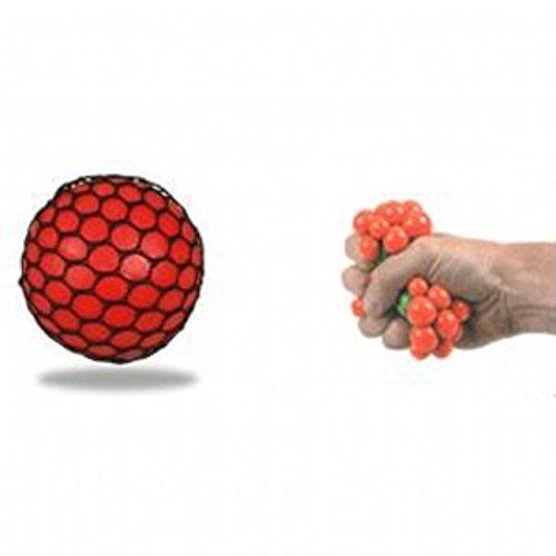 Cofco Squashball, weich, Netzmaterial, zusammendrückbar, Spielzeug, zufällige Farbauswahl