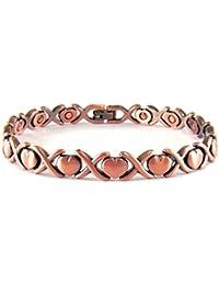 Amazon.co.uk: copper bracelets for women: Jewellery - photo #26