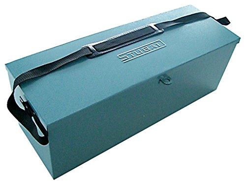 Stubai 499420 Spengler-Werkzeugkoffer mit Tragriemen 60x20x21c