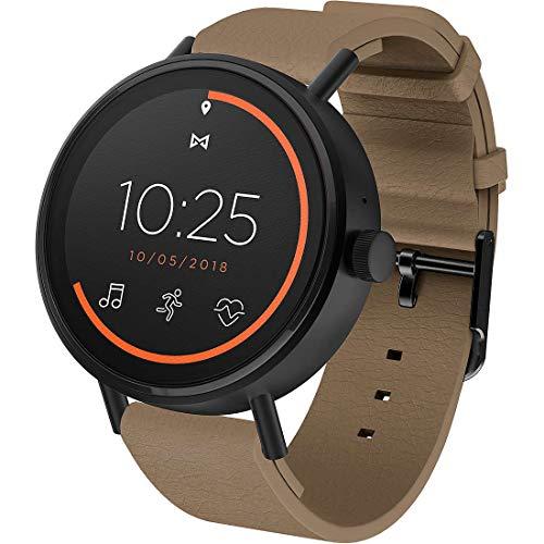 misfit smartwatch uomo con cinturino in silicone mis7203