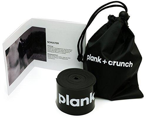 Floss Band 1,5mm + 22-seitige GEDRUCKTE Anleitung zum Medical Flossing - Voodoo Flossband für Sport + Physiotherapie