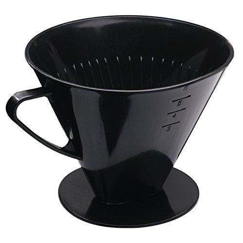 Westmark Kaffeefilter/Filterhalter, Für bis zu 6 Tassen Kaffee, Filtergröße 6, Kunststoff, Six,...