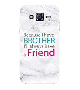 Doyen Creations Printed Back Cover For Samsung Galaxy On7