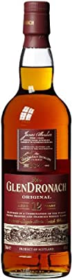 Glen Dronach 12 Year Old Highland Single Malt Scotch Whisky, 70 cl