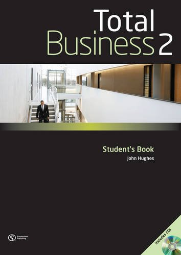 Total business. Student's book. Con CD Audio. Per le Scuole superiori: 2