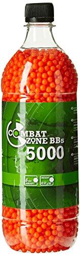 Umarex 25672 Bouteille de 5000 Billes Mixte Adulte, Orange
