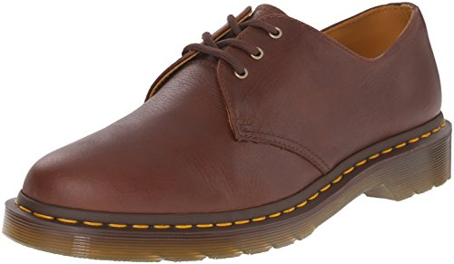 Dr. Martens 1461 Tan Carpathian, Derbys Homme, Marron (Tan), 47 EU