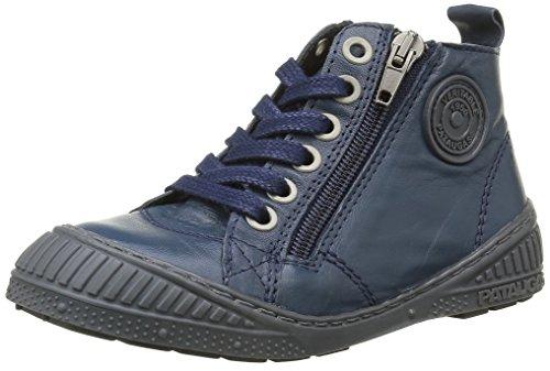 Pataugas Jungen Rocket/N J4b Sneaker Blau - Blau (Marineblau)