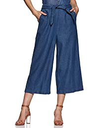 a628d3e5 Flared Women's Trousers: Buy Flared Women's Trousers online at best ...