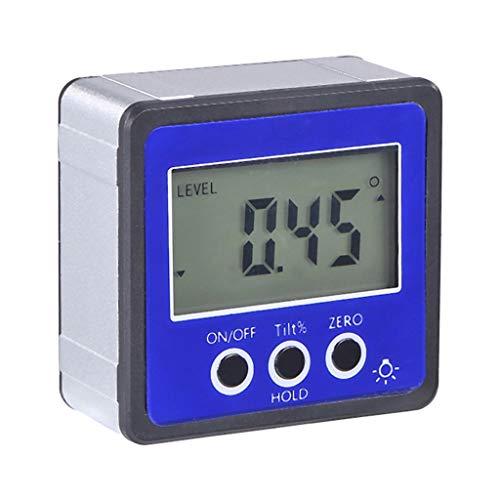 Digitales Goniometer, Digitales Netzwerk Präzisions Inklinometer Wasserdicht Grade Digital Box Frame