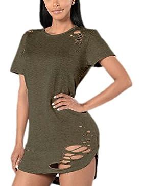 Hello vita - Camisas - Básico - Cuello redondo - para mujer