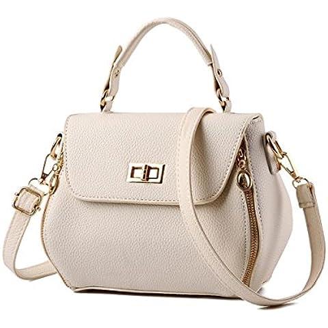 Emotionlin Delle Donne Impressionabili Bowknot Stile Progettista Cowry Spalla Borsa Top Handle Bag