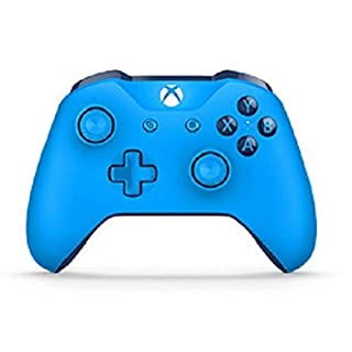 Microsoft Official Xbox Wireless Blue Controller