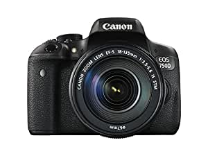 Canon EOS 750D Digital SLR Camera with 18-135 mm Lens