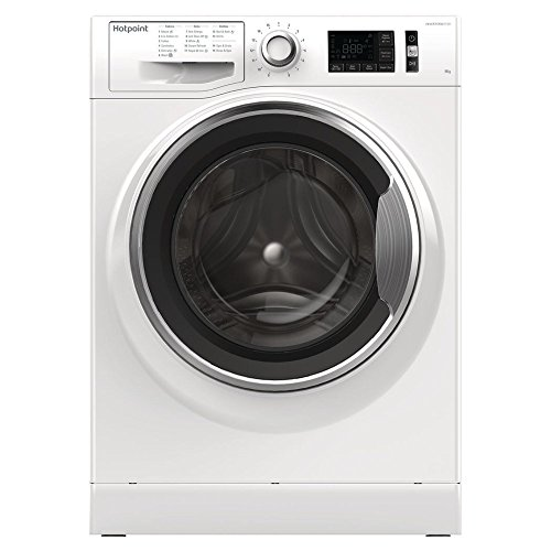 NM11946WCAUK Washing machine 9kg Load 1400rpm Spin A+++ Energy Rating in White Best Price and Cheapest