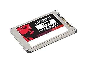 Kingston Digital, Inc. 60GB SSDNow KC380 Micro SATA 3 1.8 Solid State Drive (SKC380S3/60G)