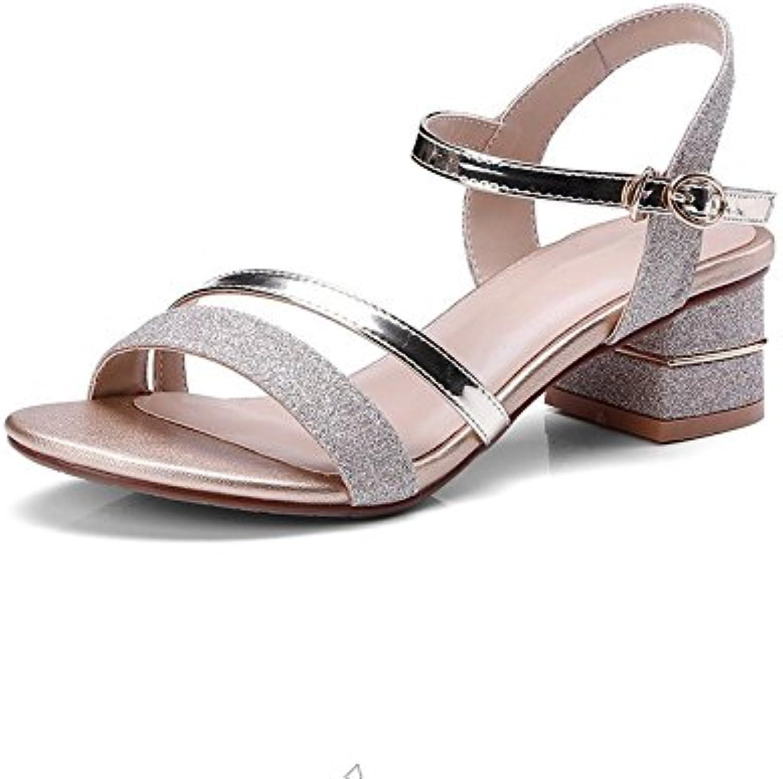 dew toe des chaussures pour femmes femmes femmes summer or gras avec programmés pour les femmes des sandales avec terrasse et un grand nombre de femmes...b07dtfqvwl parent | Paquet Solide Et élégant  14e8f4