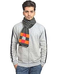 513 knitted Acrylic/Wool Muffler