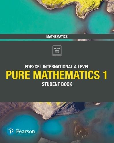 Edexcel International A Level Mathematics Pure Mathematics 1 Student Book por Joe Skrakowski