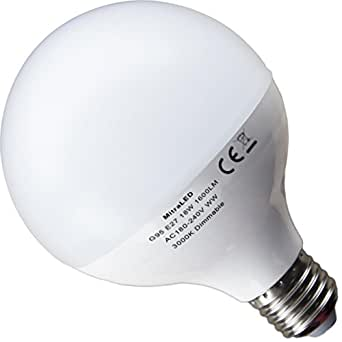 E27 lampadina led 18 watt equivalente a 120 watt bianco for Lampadine led watt