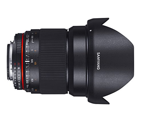 Best Saving for Samyang 16 mm F2.0 Lens for Samsung NX Special