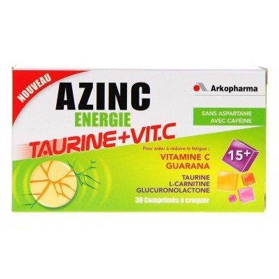 ARKOPHARMA - AZINC Energie Taurine + Vitamine C
