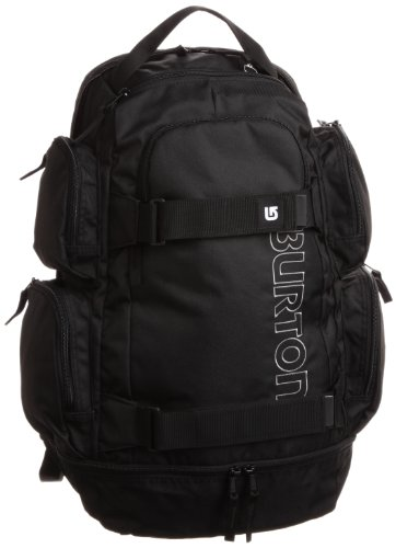 Burton – Zaino Distortion, Rucksack Distortion Pack, nero, 29 liters