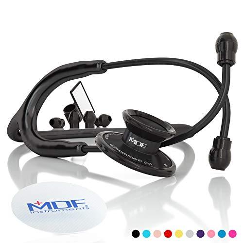 MDF Instruments (MDF747XPBO) Deluxe - Stéthoscope...