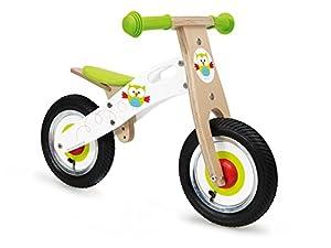 Scratch Bicicleta de Equilibrio de búho para arañazos (pequeña, Multicolor)